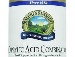 Caprylic Acid Capsules