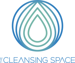 The Cleansing Space Logo AW Square