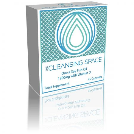 The Cleansing Space Fishoil